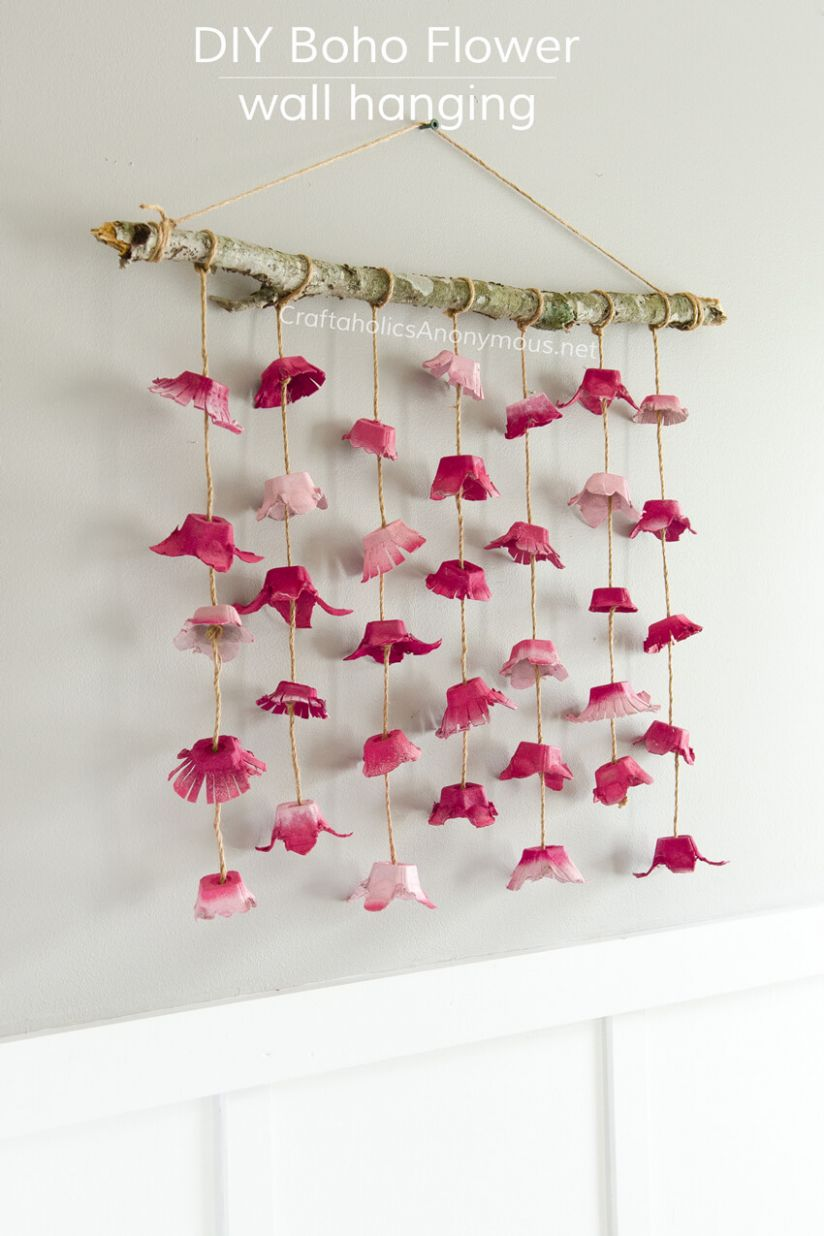 8 Best DIY Wall Hanging Ideas and Designs for 8