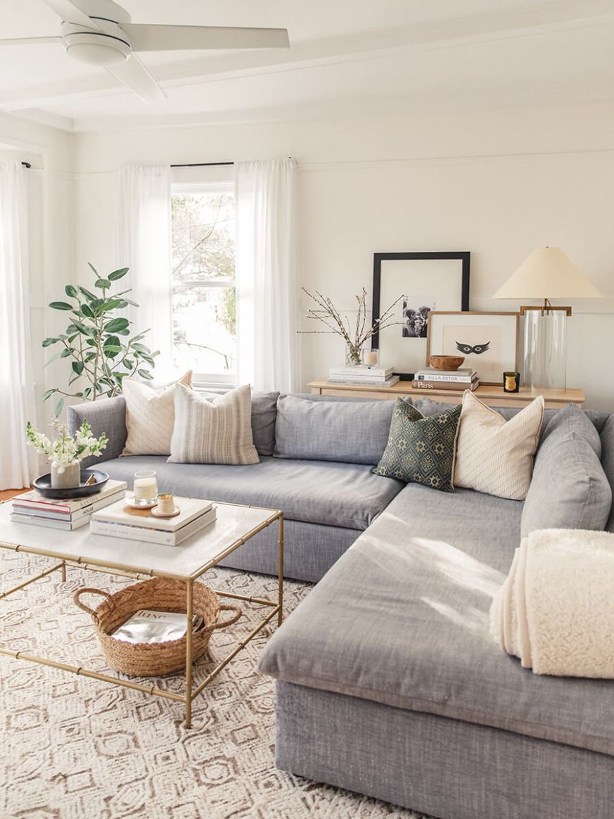 8 Best Small Apartment Living Room Decor and Design Ideas for 88