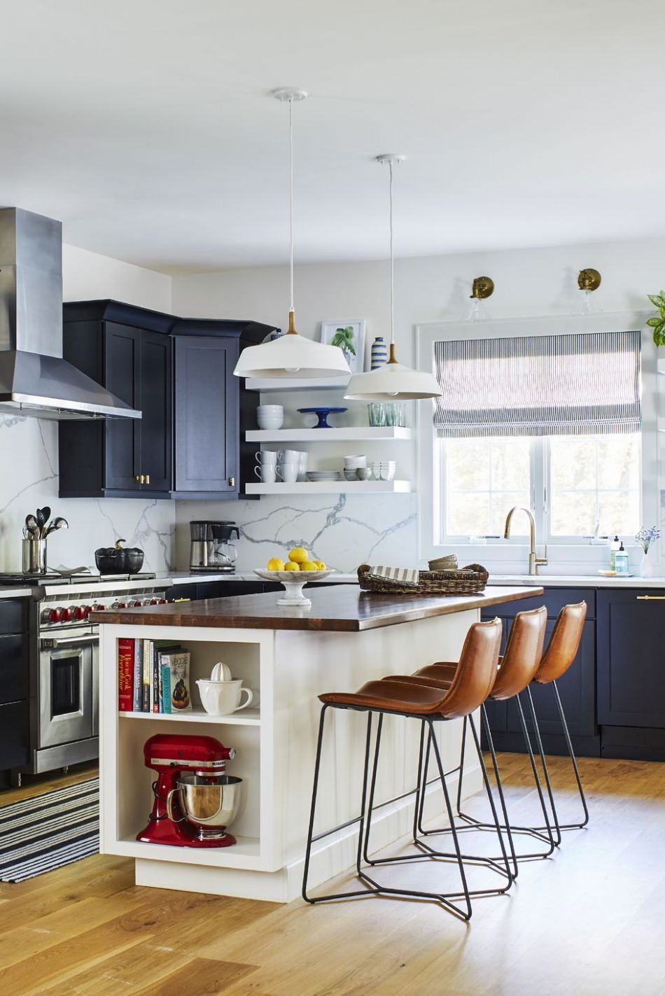 8+ Best Small Kitchen Design Ideas - Tiny Kitchen Decorating