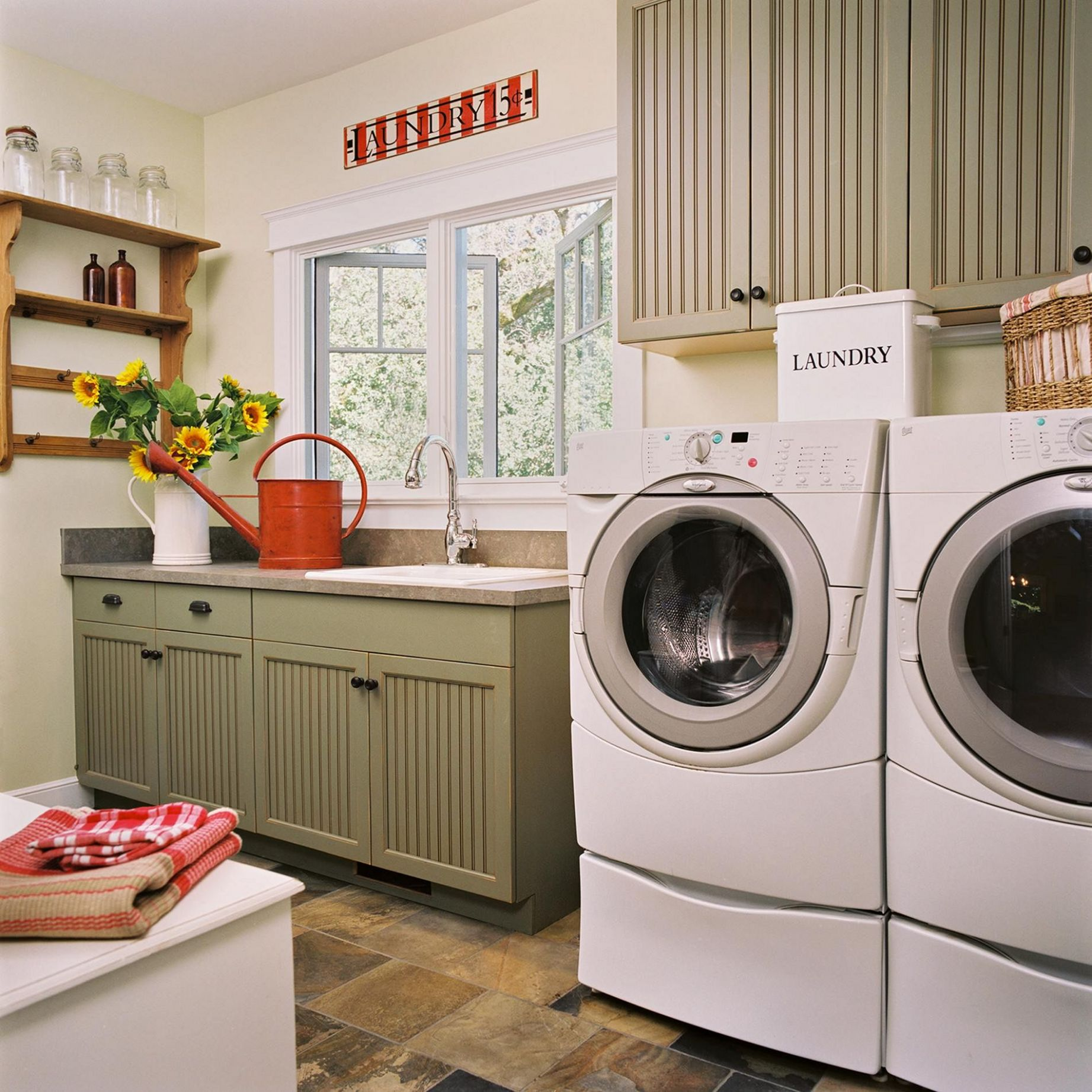 8 Best Small Laundry Room Decoration Ideas You Must Try - - elegant laundry room ideas