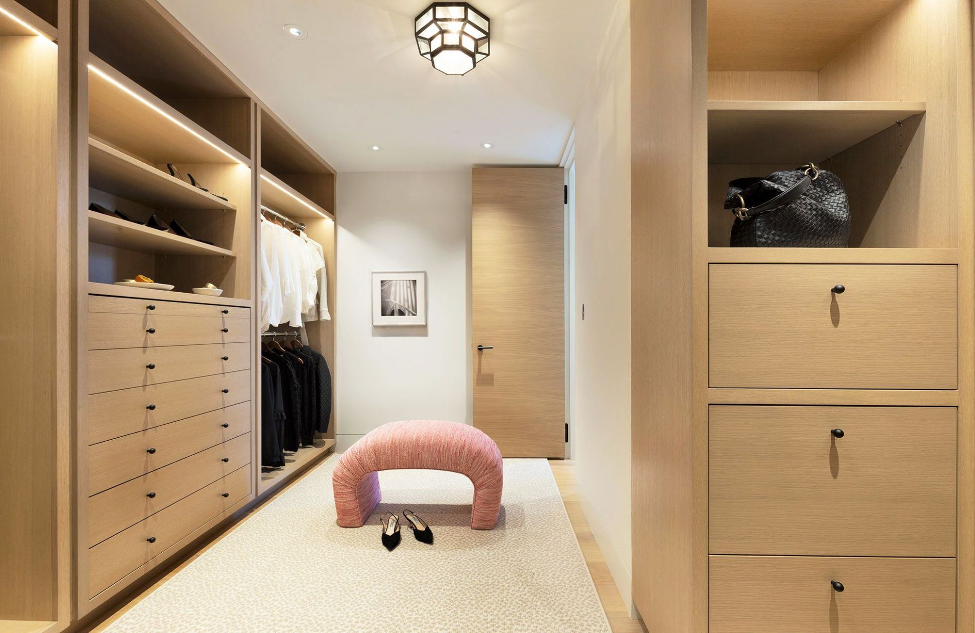 8 Best Walk In Closet Storage Ideas and Designs for Master Bedrooms - house inspiration wardrobe