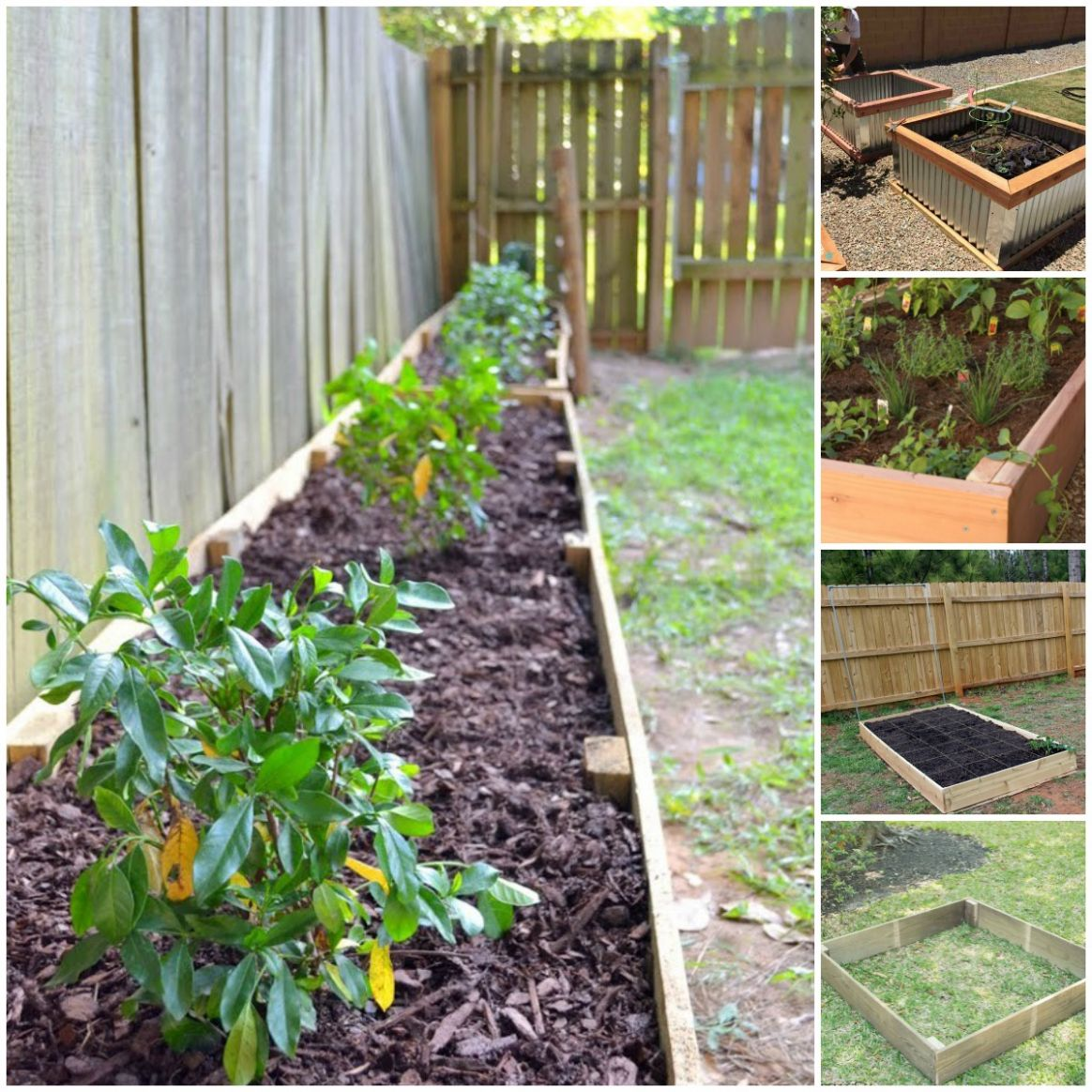 8 Brilliant Raised Garden Bed Ideas You Can Make In A Weekend ..