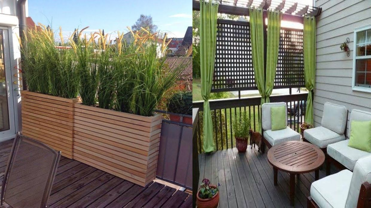 8 Clever Initiatives of How to Craft Small Backyard Privacy Ideas ...