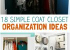 8 Coat Closet Organization Tricks for Busy Families