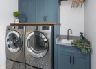 8 creative basement laundry room ideas 8 | Modern laundry rooms ...