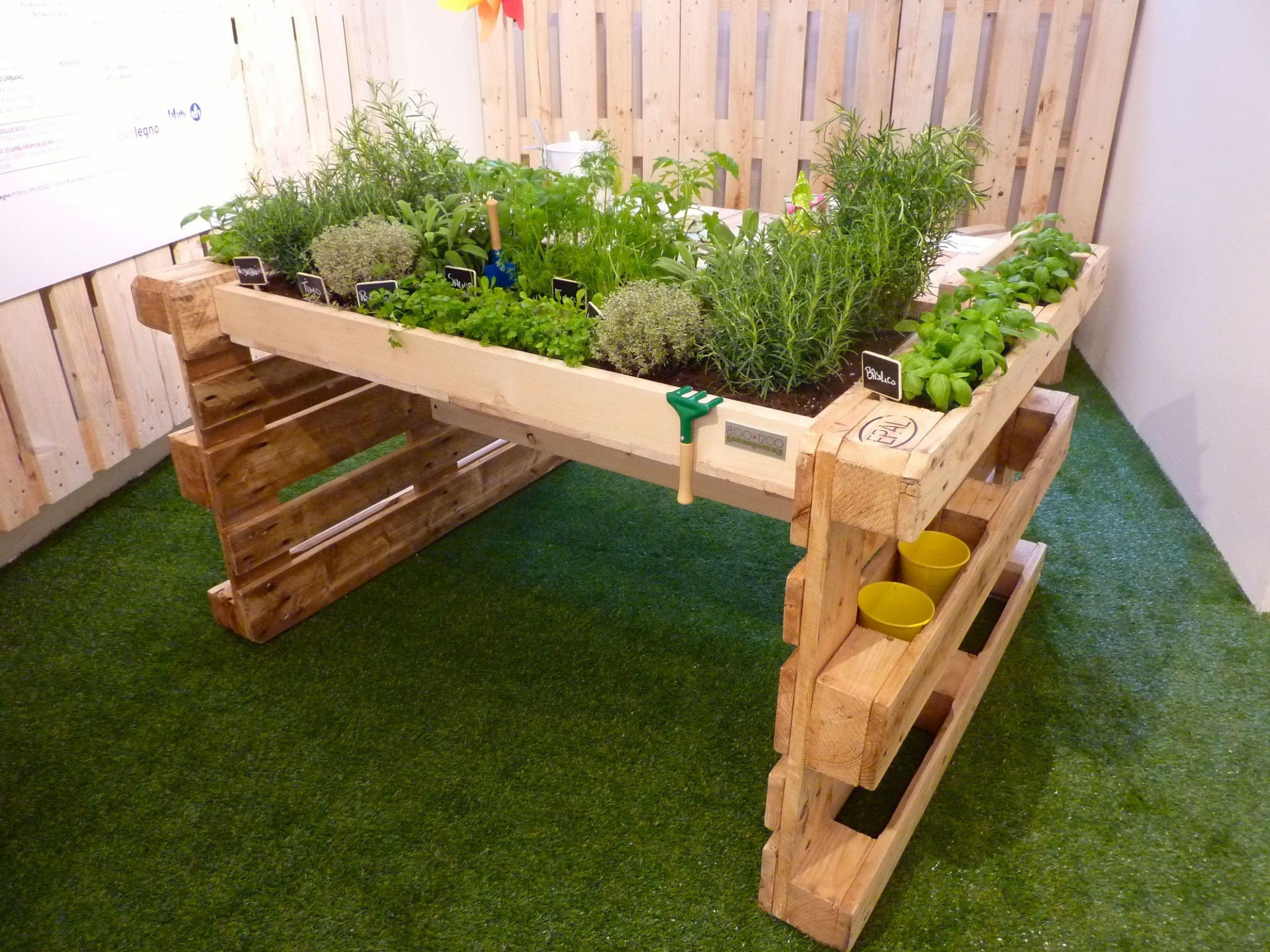 8 Deluxe Custom Diy Pallet Decor Garden Ideas That Will Steal The ..