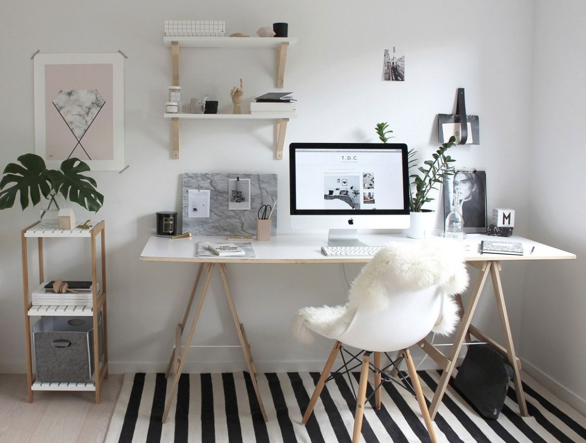 8 desk space ideas to make your home office the best room in the ...