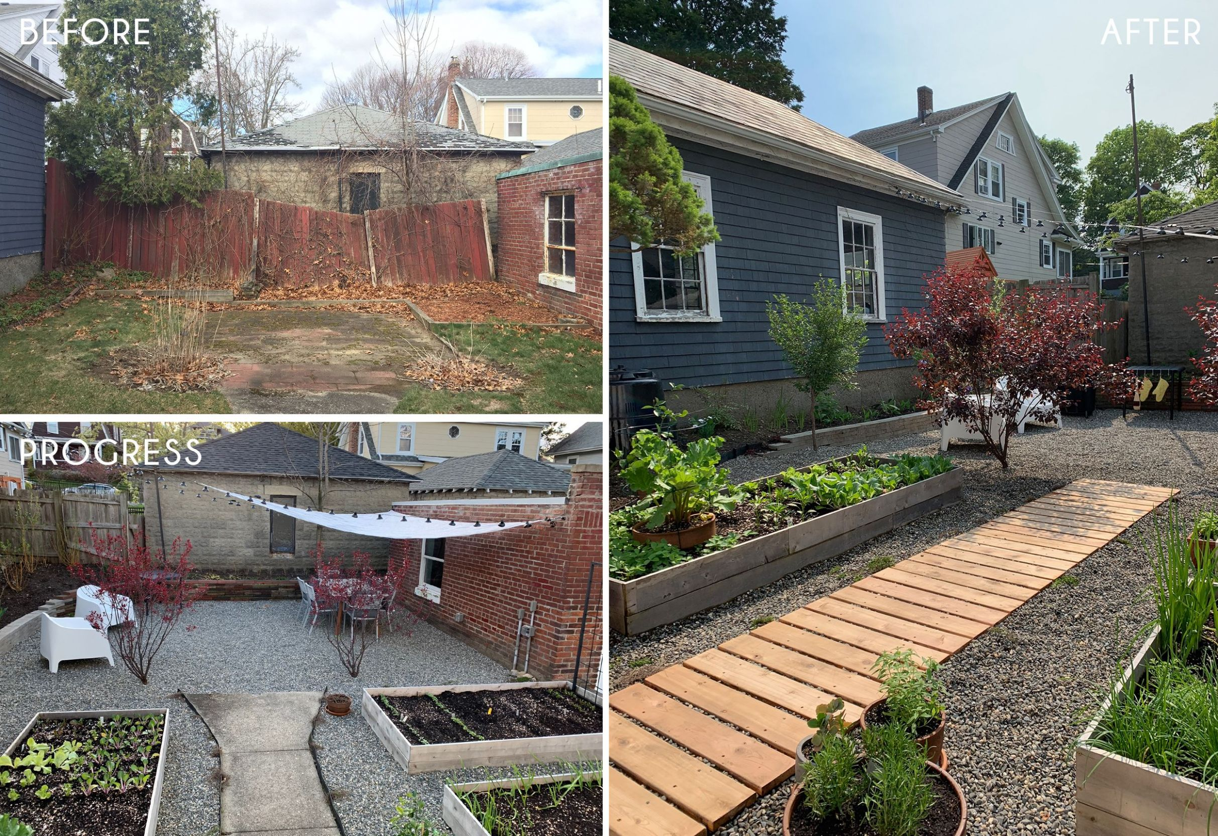 8 Doable DIY Ideas to Transform Your Backyard (With images ..