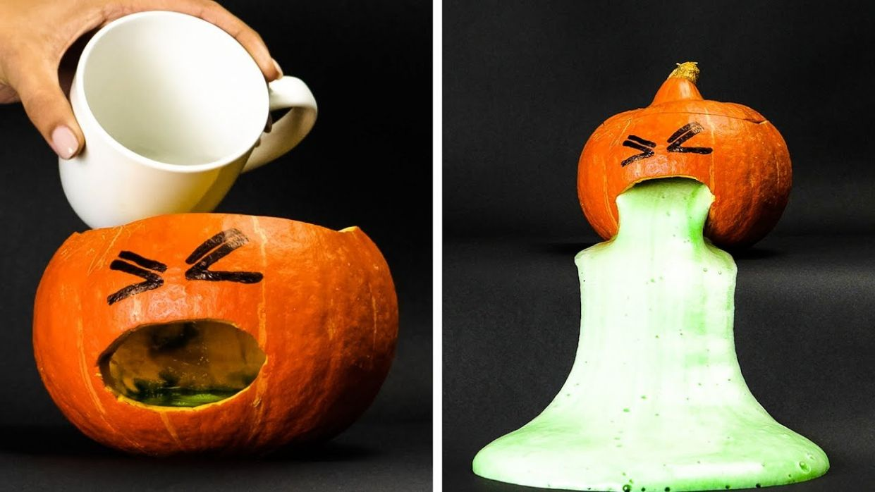8 EASY AND COOL DIY HALLOWEEN DECOR IDEAS
