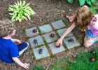 8 Easy DIY Projects: Garden Games For Kids (With images ...