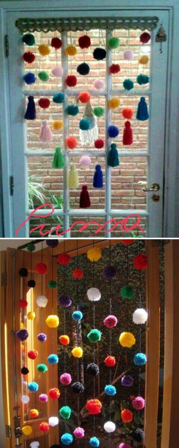 8+ Easy DIY Window Decorating Ideas 8