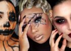 8 Easy Halloween Makeup Ideas - Simple Halloween Makeup Tutorials
