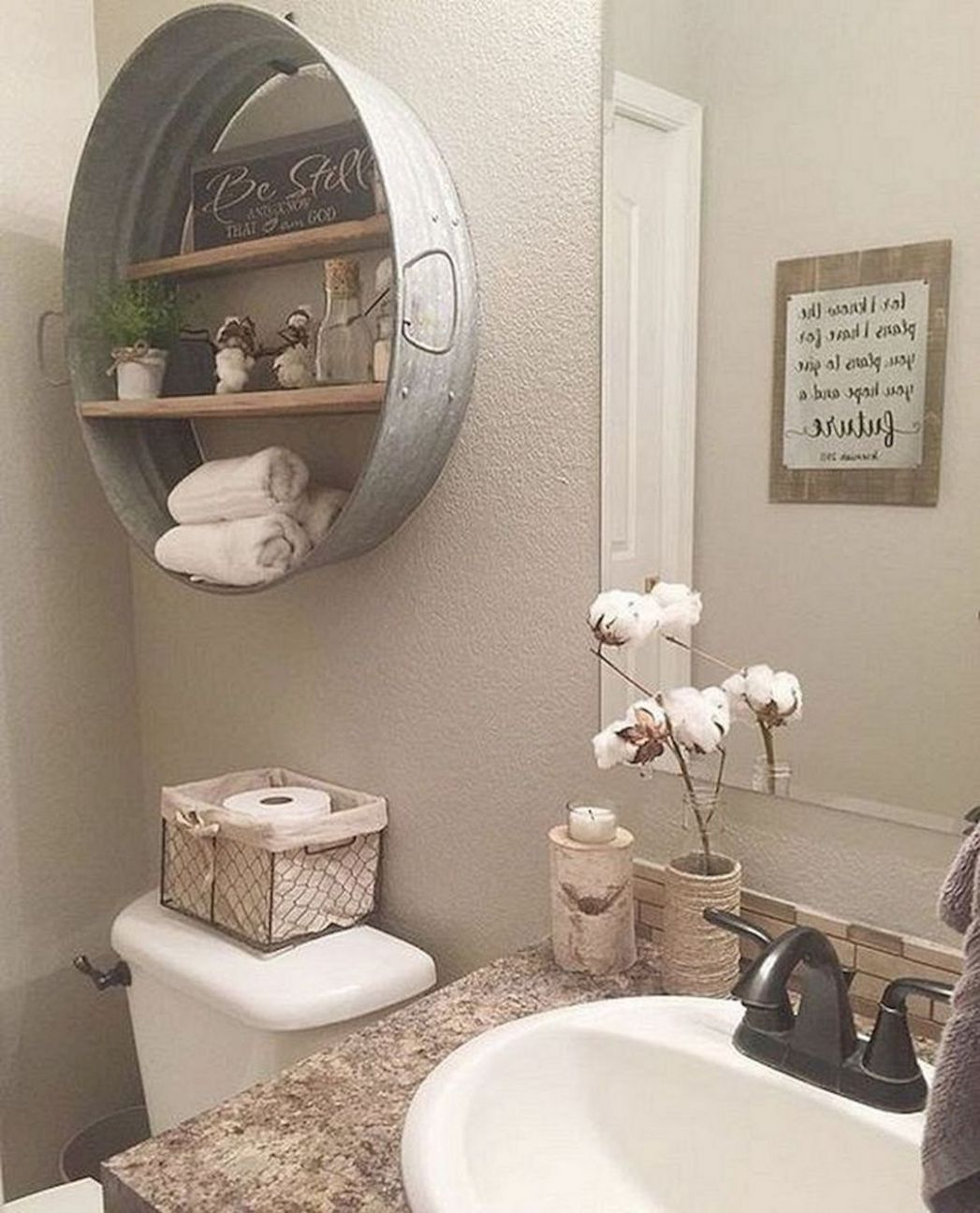8 Extraordinary Bathroom Accessories Ideas For Your Home | Rustic ..