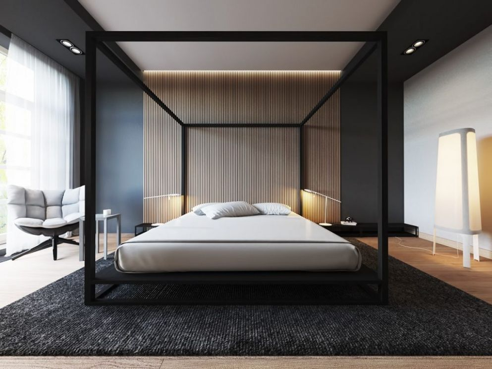 8 Fabulous 8 Poster Beds That Make An Awesome Bedroom - bedroom joinery ideas