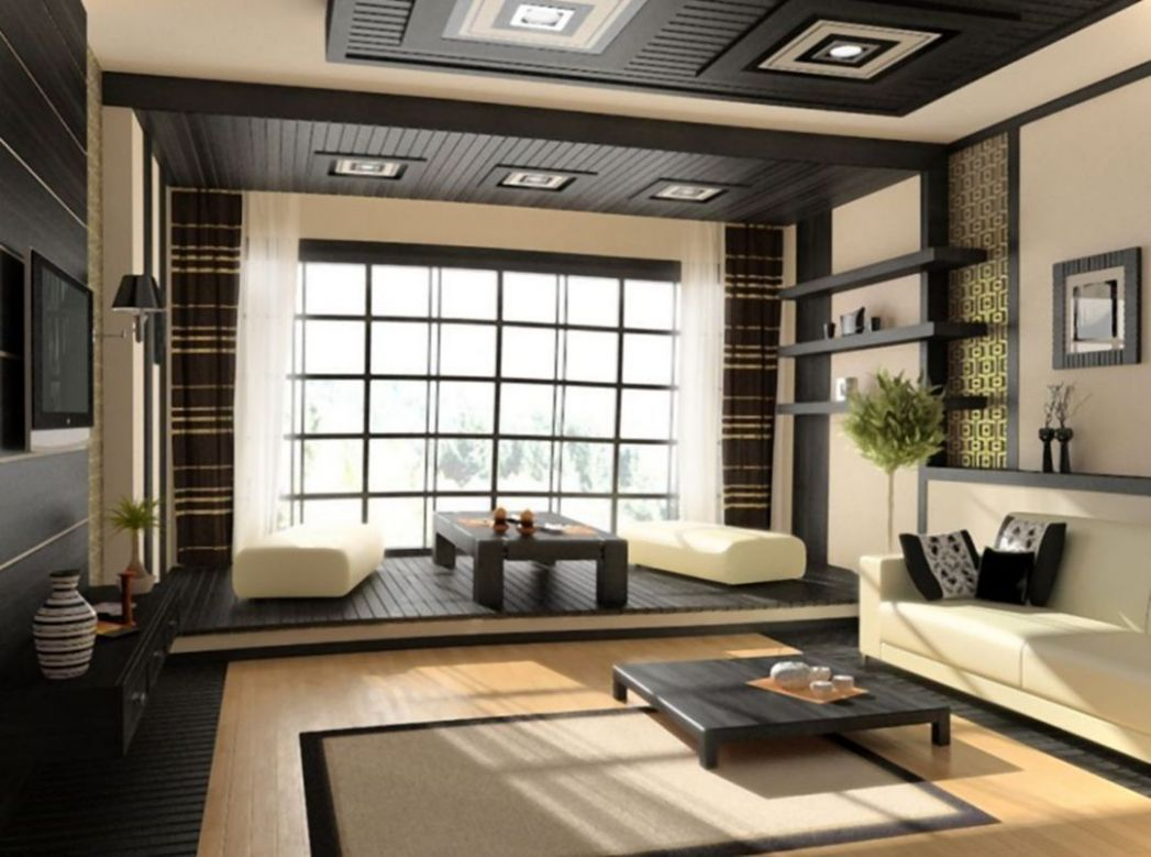 8 Fabulous Japanese Style Living Room Ideas For Inspiration ...