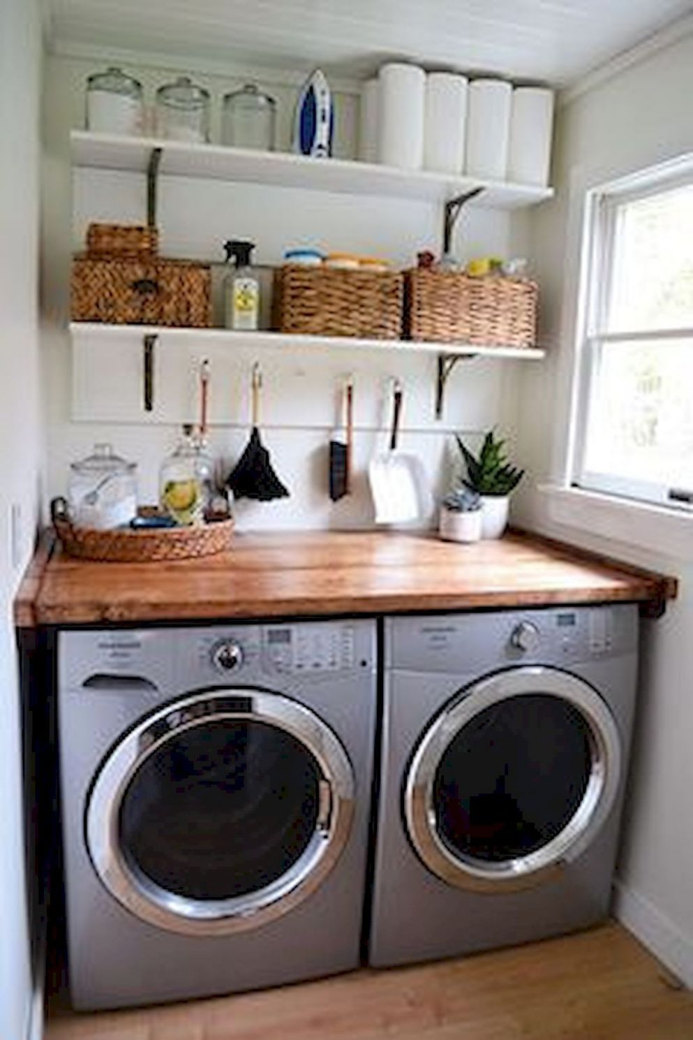 8 First Apartment Laundry Room Decor Ideas Remodel   Laundry room ...