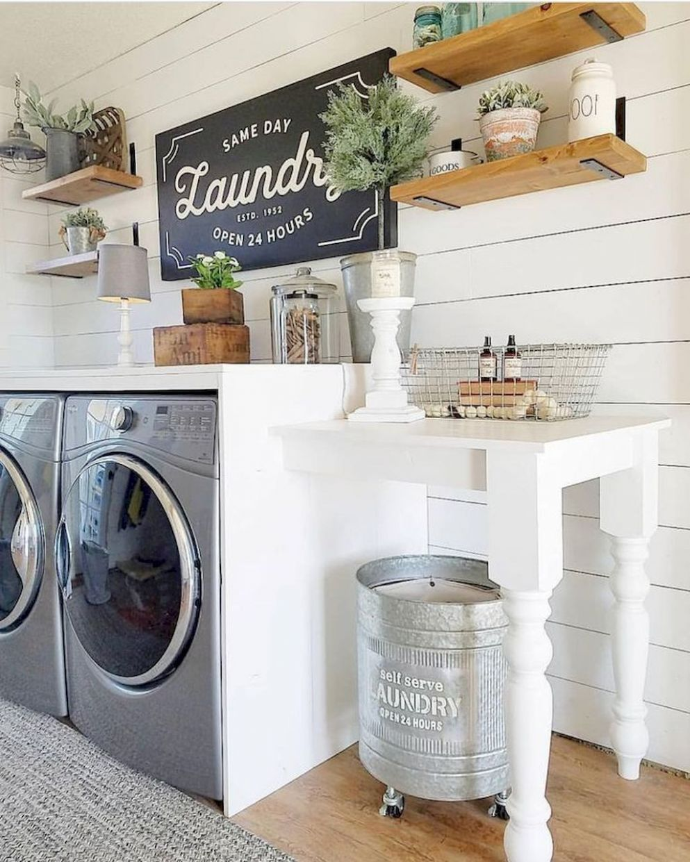 8 Functional Small Laundry Room Design Ideas (With images ..