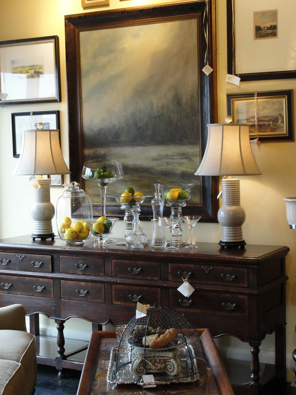 8 Glorious Dining Room Mirror Buffet That Look Fantastic