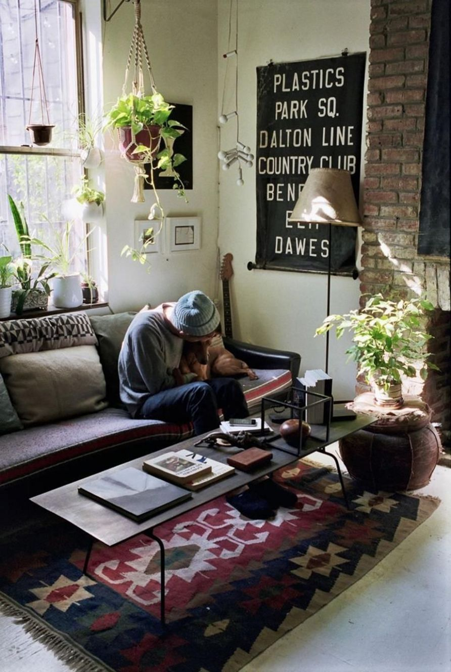 8 Gorgeous Hipster Living Room Decorating Ideas (With images ...