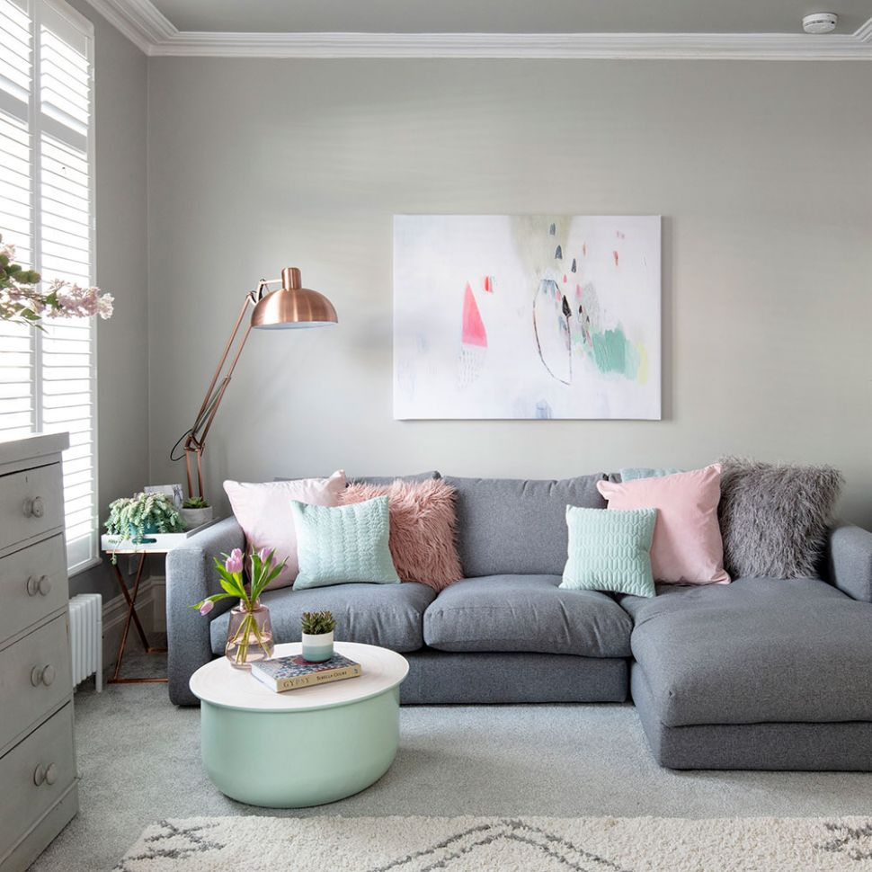 8 grey living room ideas for gorgeous and elegant spaces - living room ideas light grey walls
