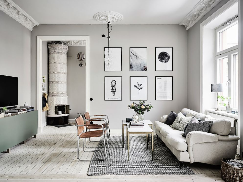 8 Grey Living Rooms That Help Your Lounge Look Effortlessly ...