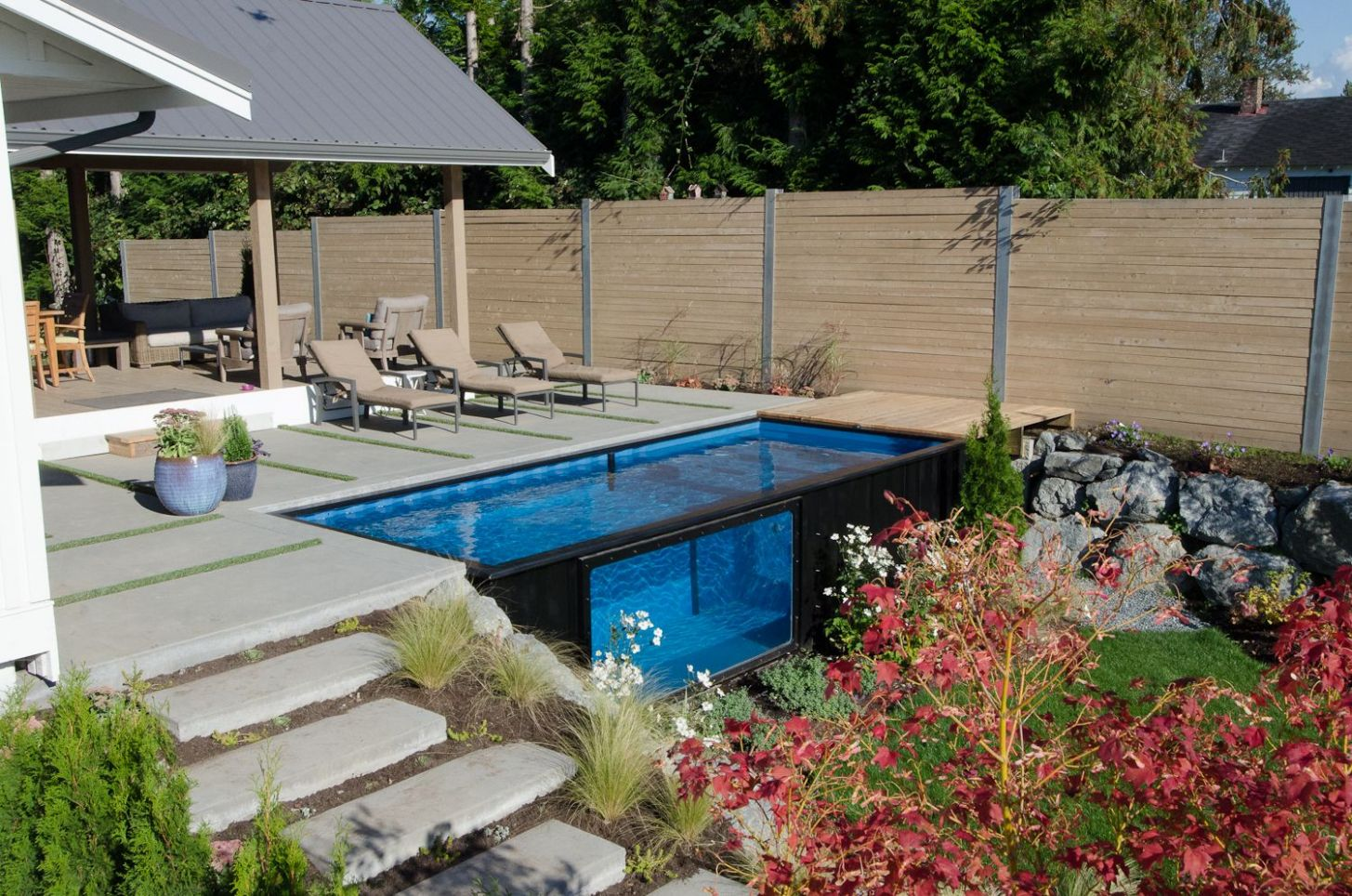 8 In-Ground Pool Designs - Best Swimming Pool Design Ideas for ..