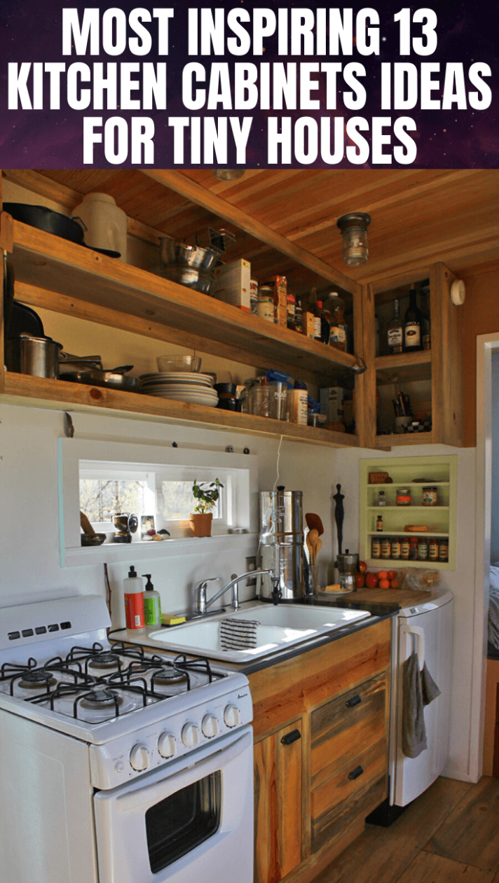8 Kitchen Cabinets Ideas for Tiny Houses in 8 (With images ..