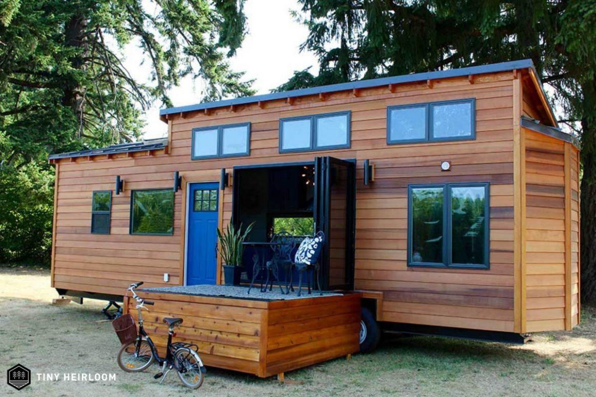 8 Lifestyle Benefits of Living in a Tiny House Trailer | Tiny ..