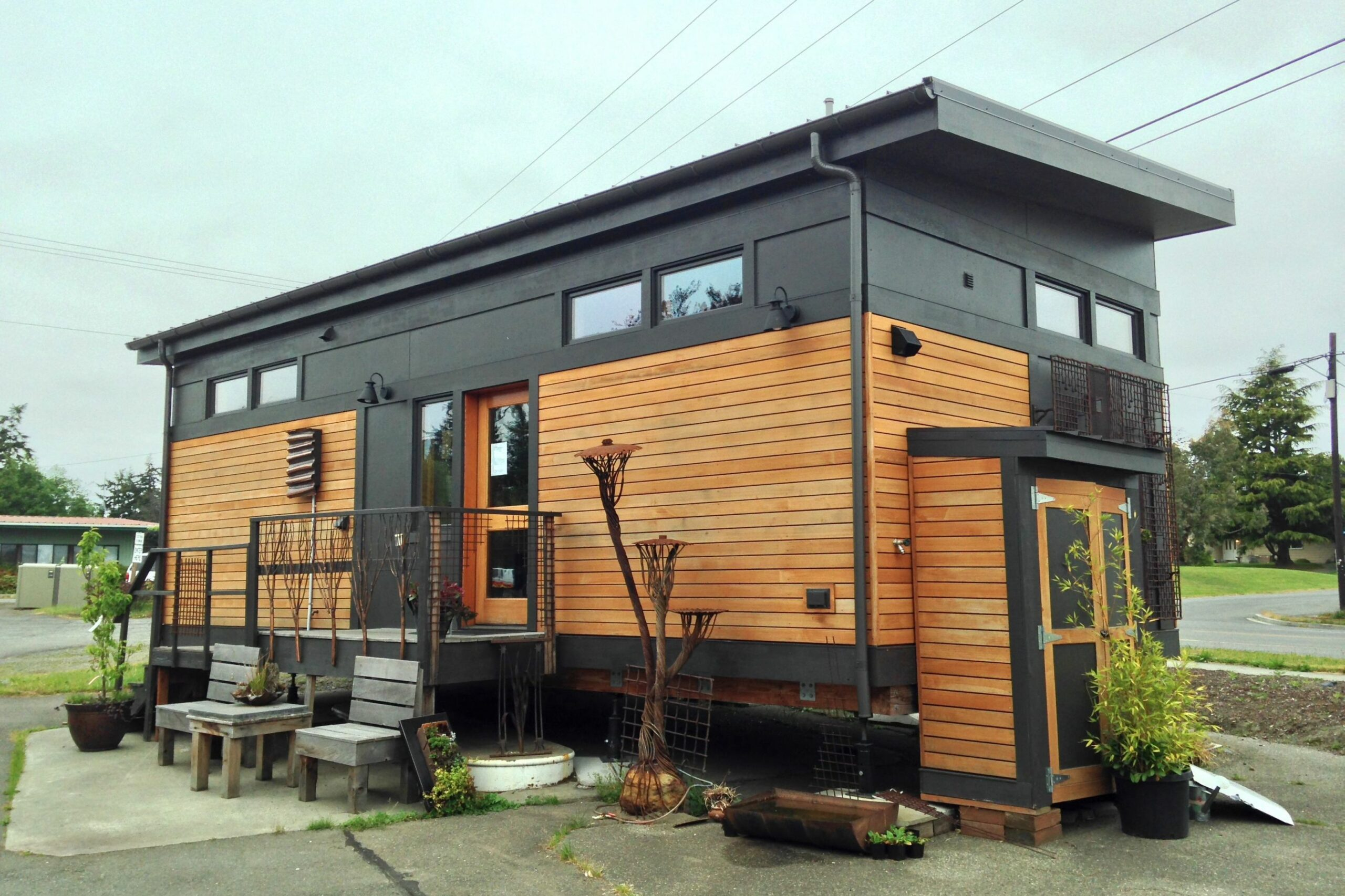 8 Livable Tiny House Communities - tiny house community