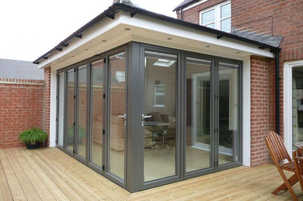 8 Lovely Sunroom Design Ideas (With images) | House extension ...