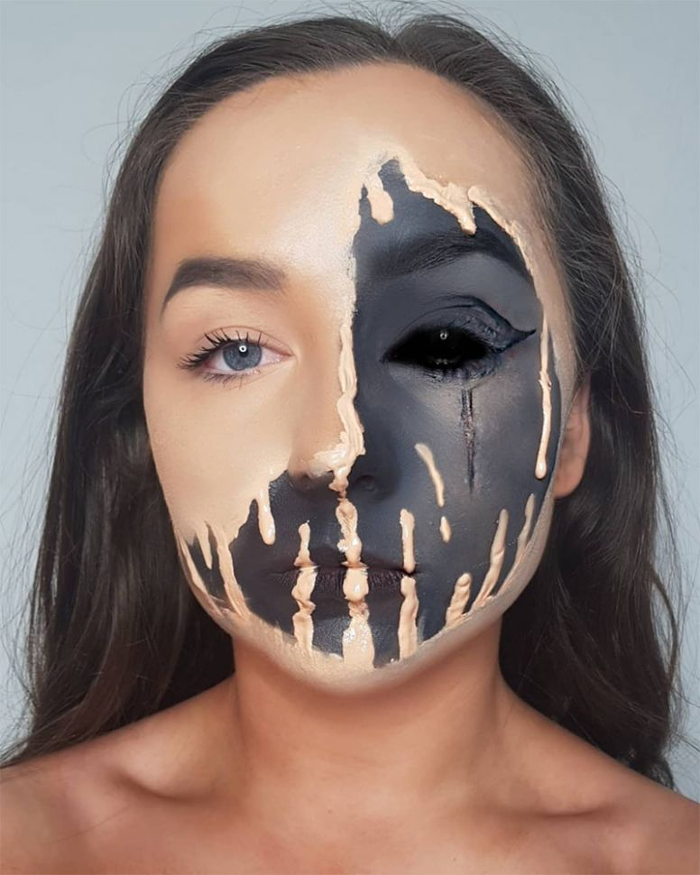 8 Mind-Blowing Halloween Makeup Ideas to Try This Year ..