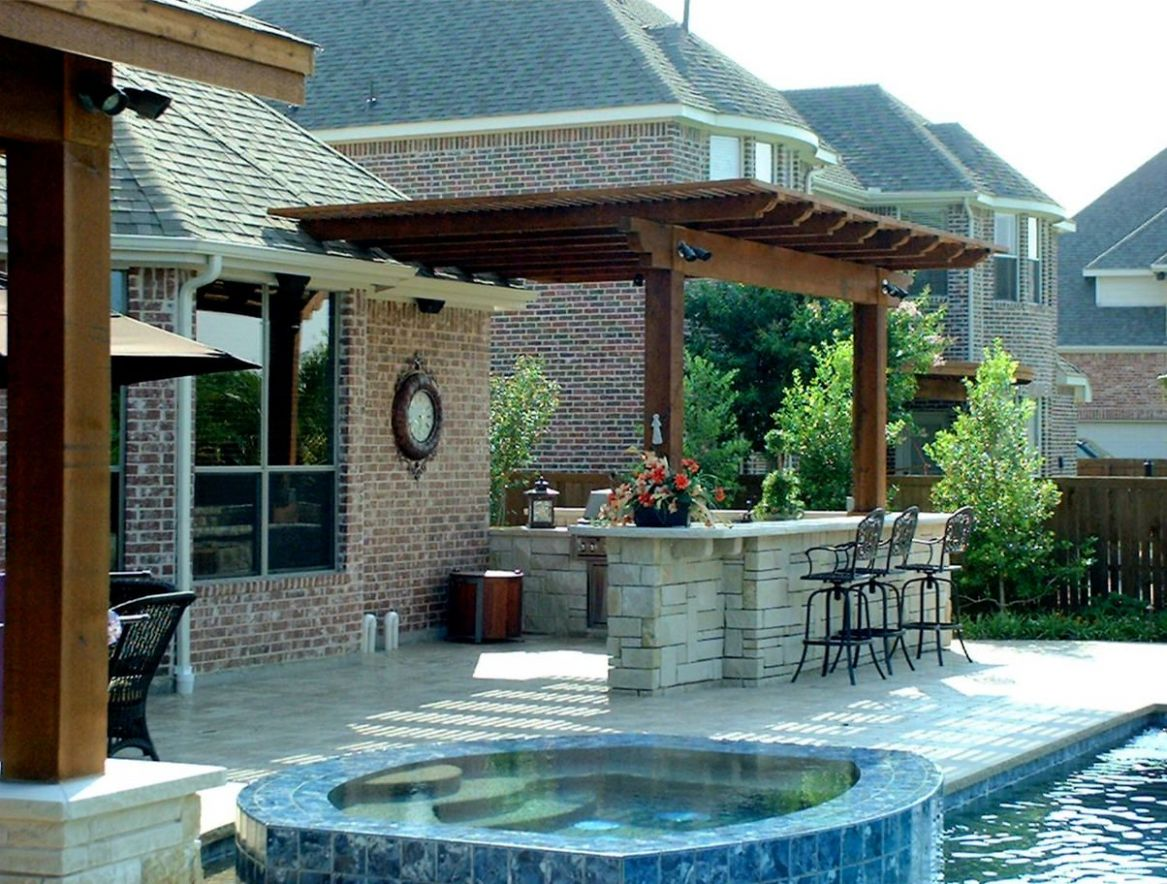 8+ Most Innovative Outdoor Kitchen Ideas, Design & Decorating ..