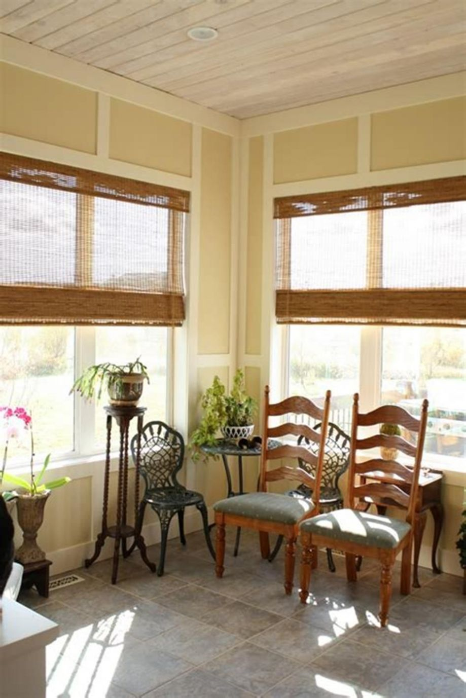 8 Most Popular Affordable Sunroom Design Ideas on a Budget ..