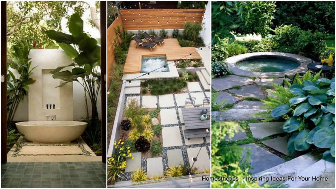 8 Outdoor Jacuzzi Ideas for a Relaxing Weekend | Homesthetics ..