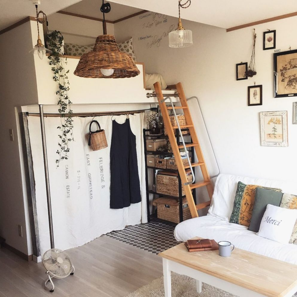 8 Simple Ideas for Decorating a Small Japanese Apartment - Blog - small apartment japanese design