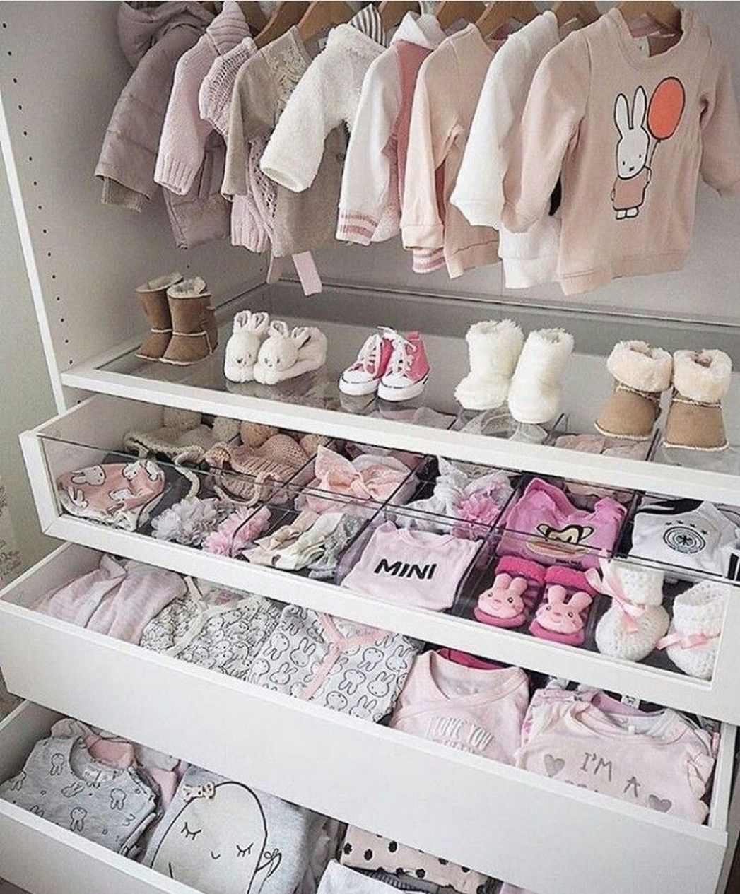 8 Smart Organization Hacks for Everything that Baby Needs   Baby ..