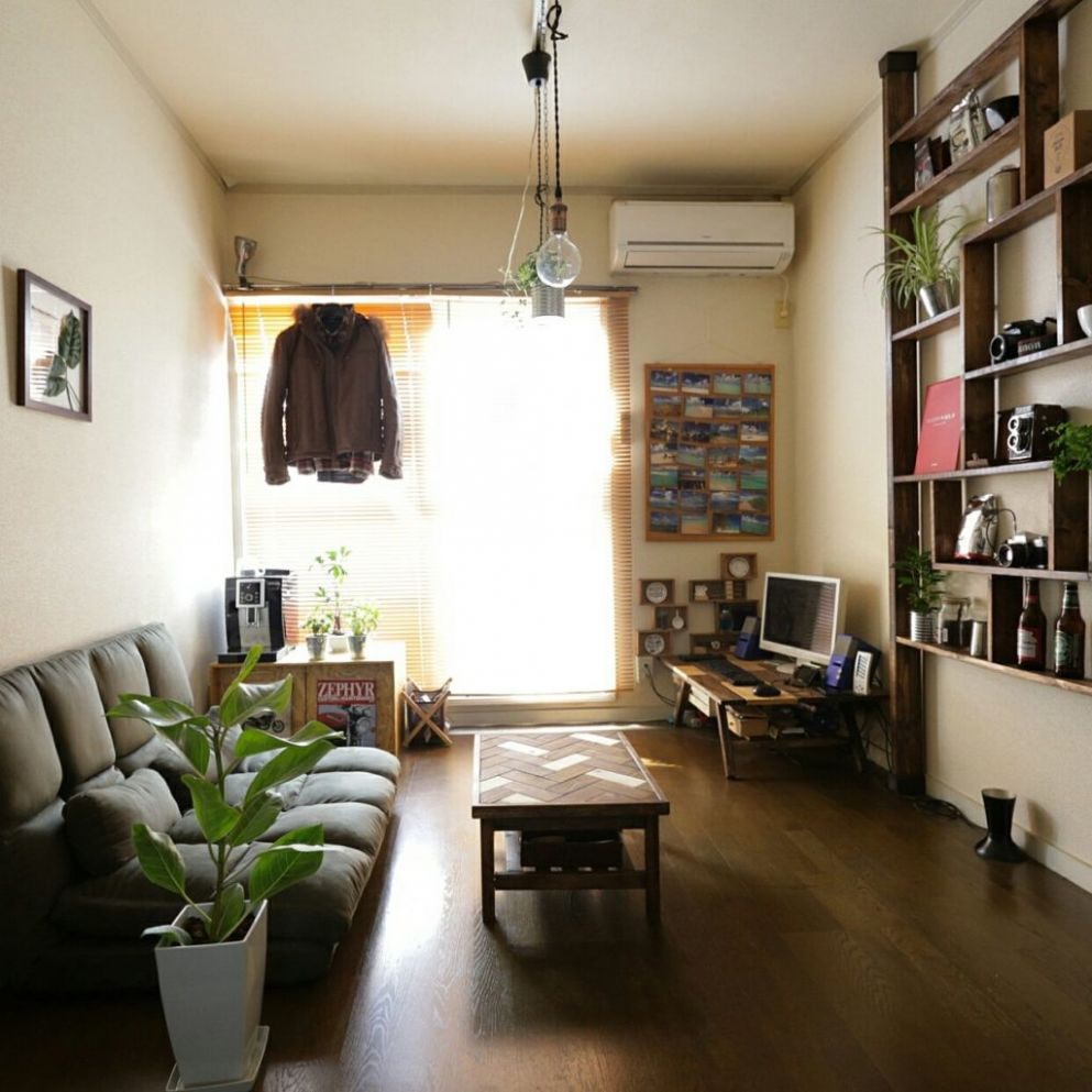 8 Stylish Decorating Ideas for a Japanese Studio Apartment - Blog