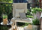 8 Super cool and breezy small balcony design ideas