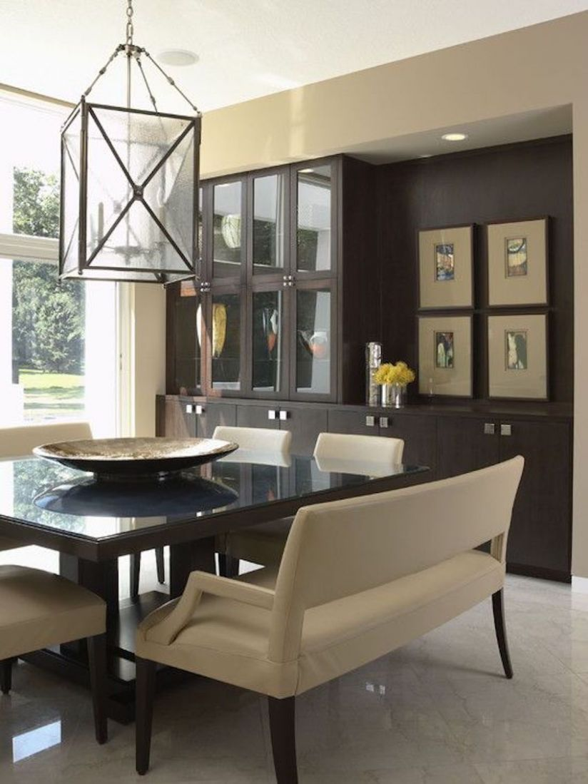 8 Superb Square Dining Table Ideas for a Contemporary Dining Room ..