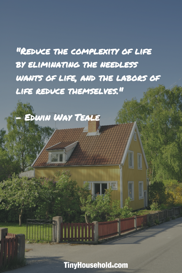 8 Tiny House Quotes that will give you Goosebumps! | Tiny house ...