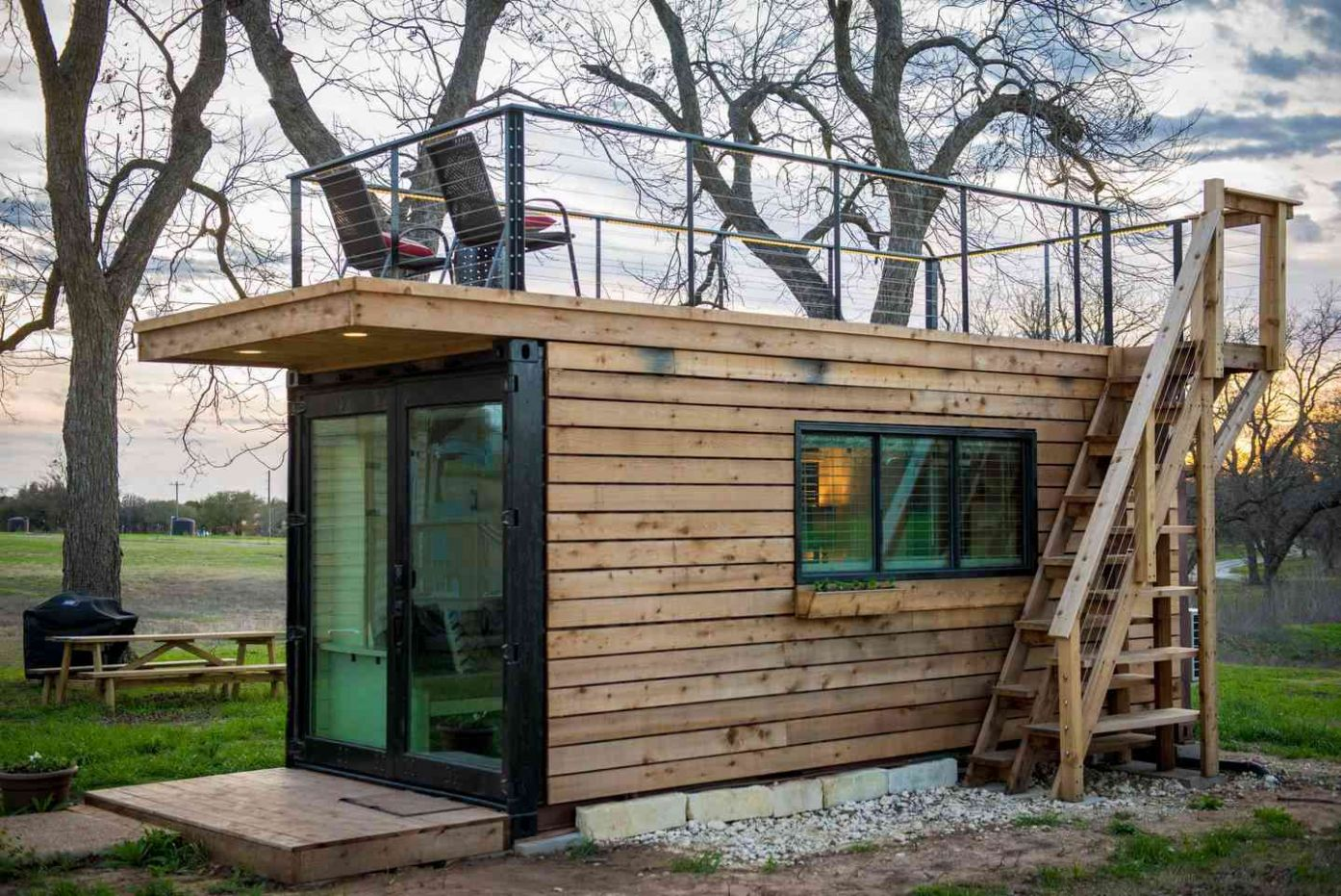8 Tiny Houses for Rent on Airbnb That Make It Easy to See the World