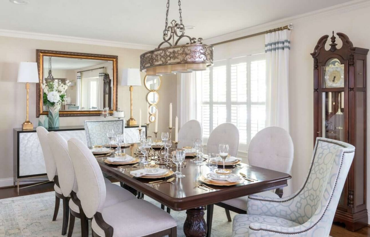 8 Trends | Dining Room Design Ideas | D'KOR HOME