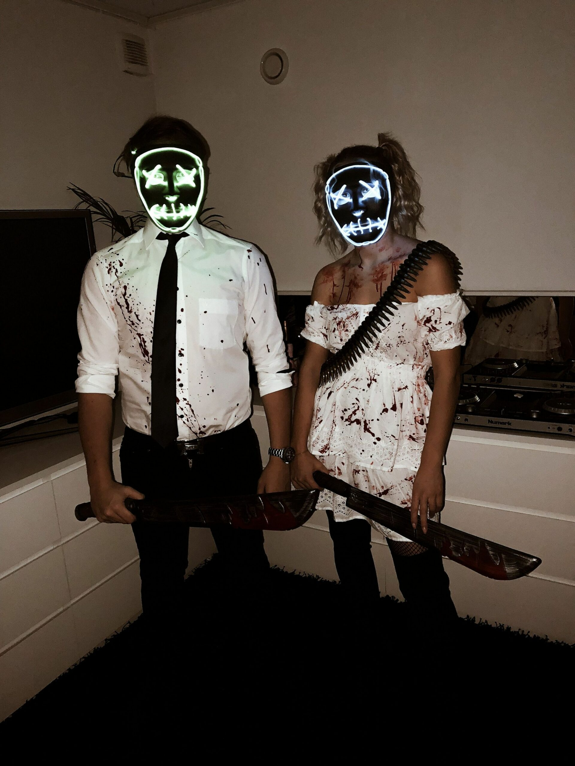 8 Unique Halloween Costume Ideas for Couples on Budget | Makeup ..
