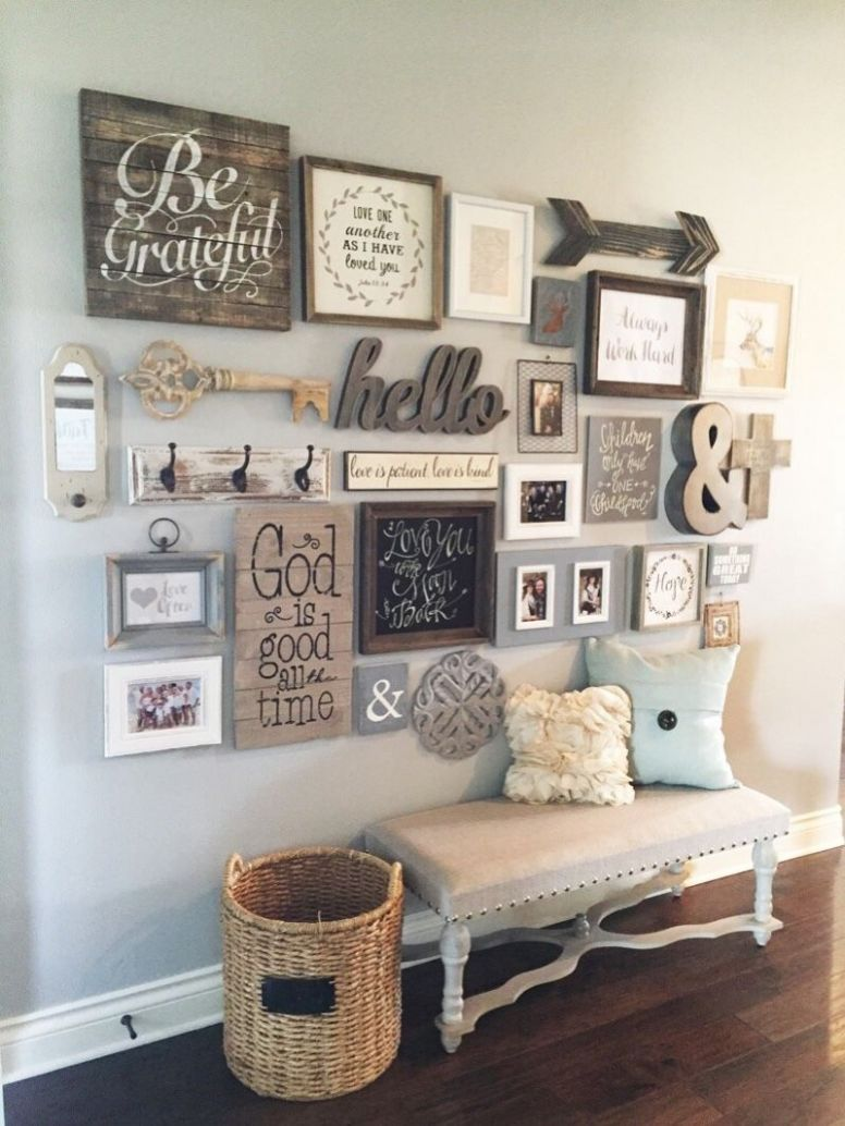 8 Welcoming Rustic Entryway Decorating Ideas That Every Guest ..