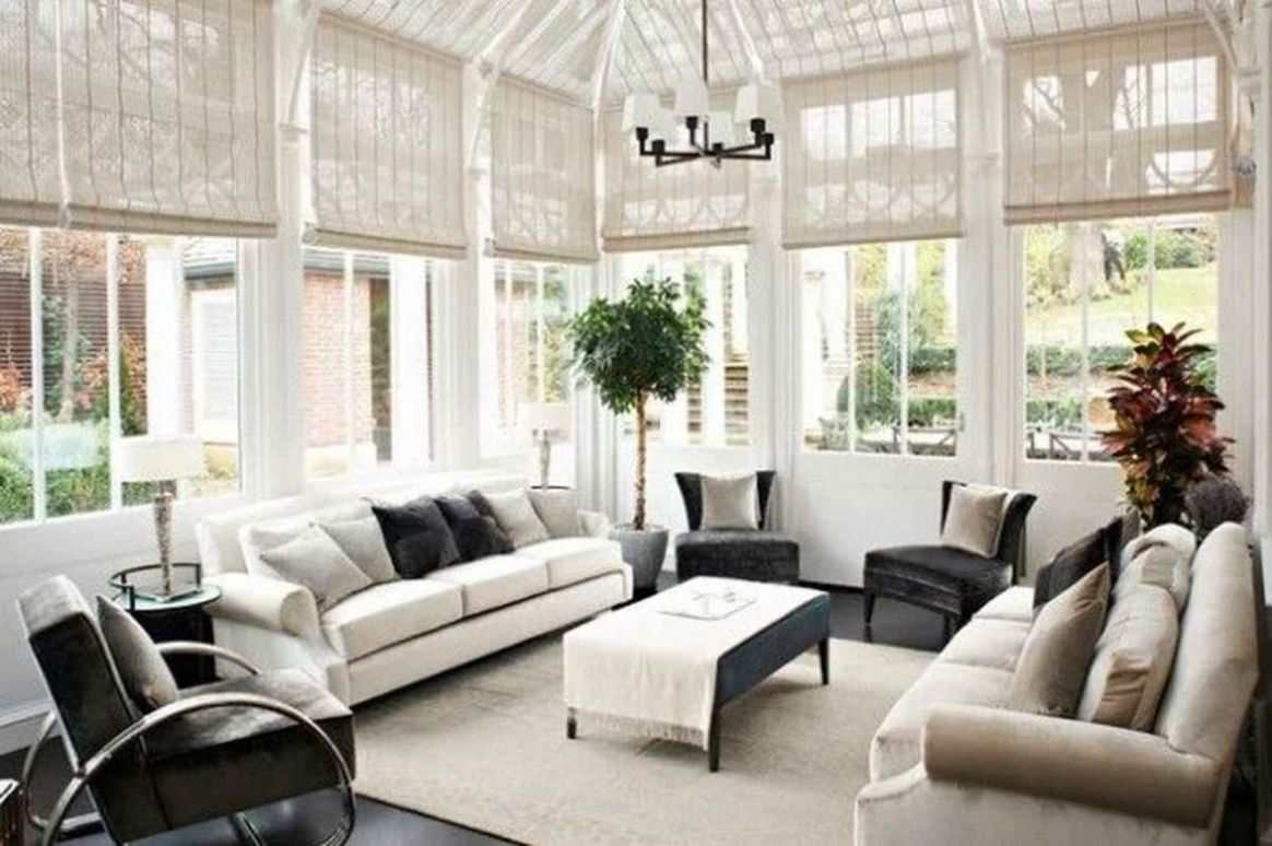 9 Affordable Modern Sunroom Decor Ideas - Decoradeas - sunroom ideas modern