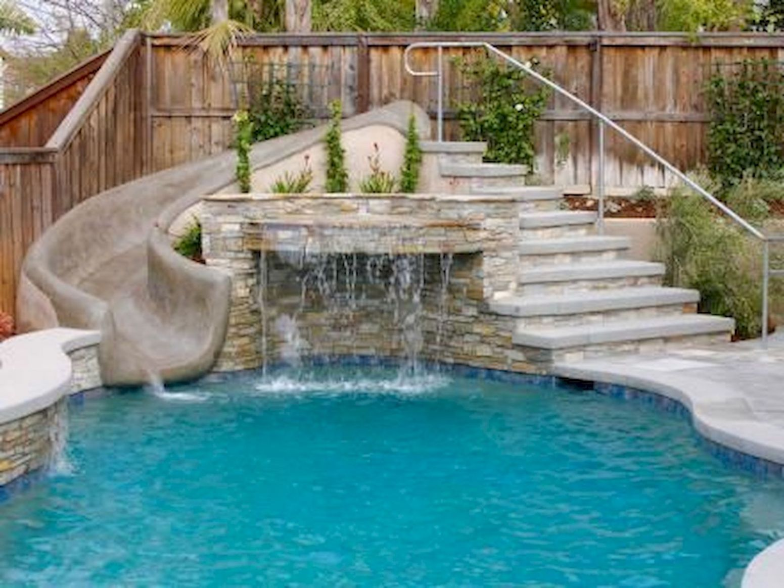 9 Awesome Backyard Swimming Pools Design Ideas (9) - house9.com