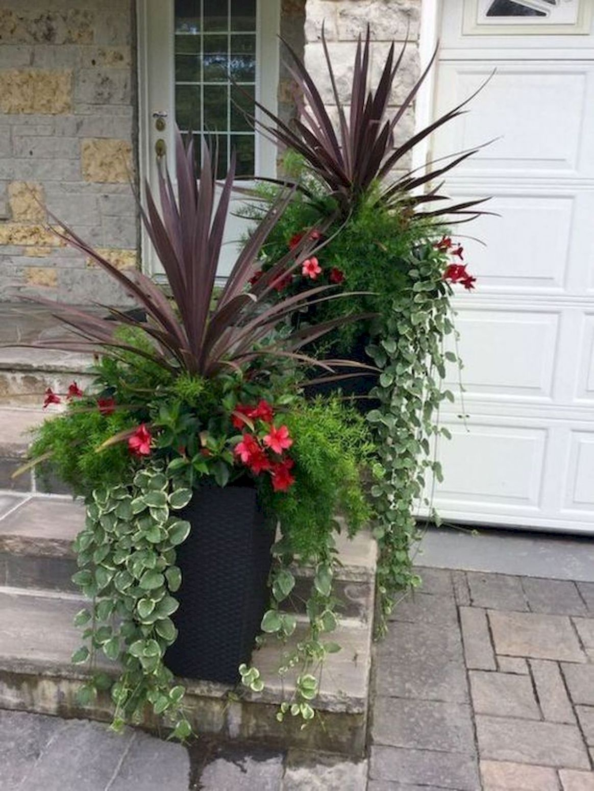 9 Awesome Planter Ideas for Your Front Porch - house9