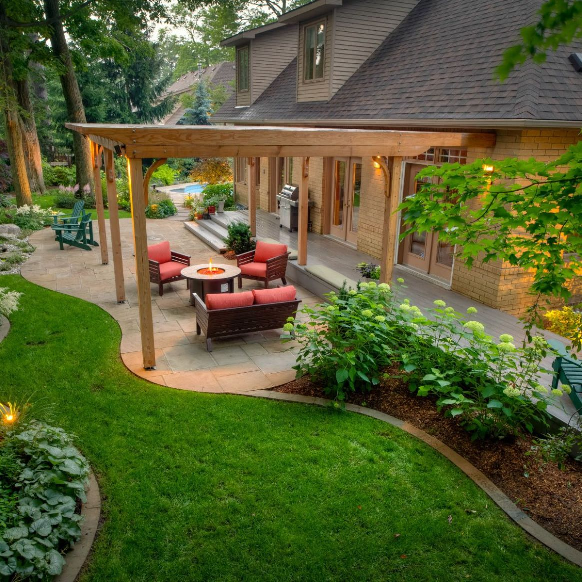 9 Backyard Landscaping Ideas to Inspire You - backyard ideas texas