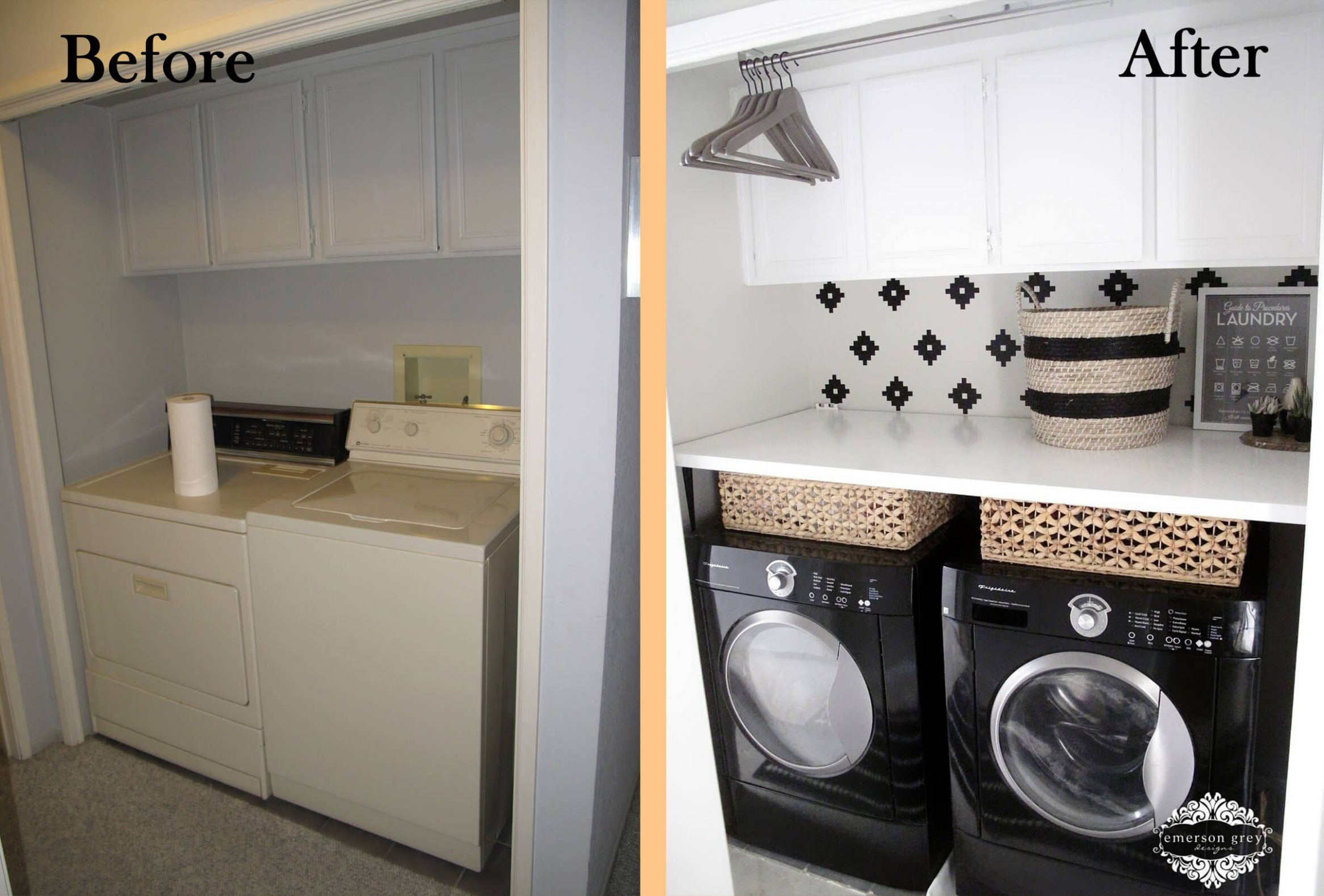 9 Best Budget Friendly Laundry Room Makeover Ideas and Designs ..