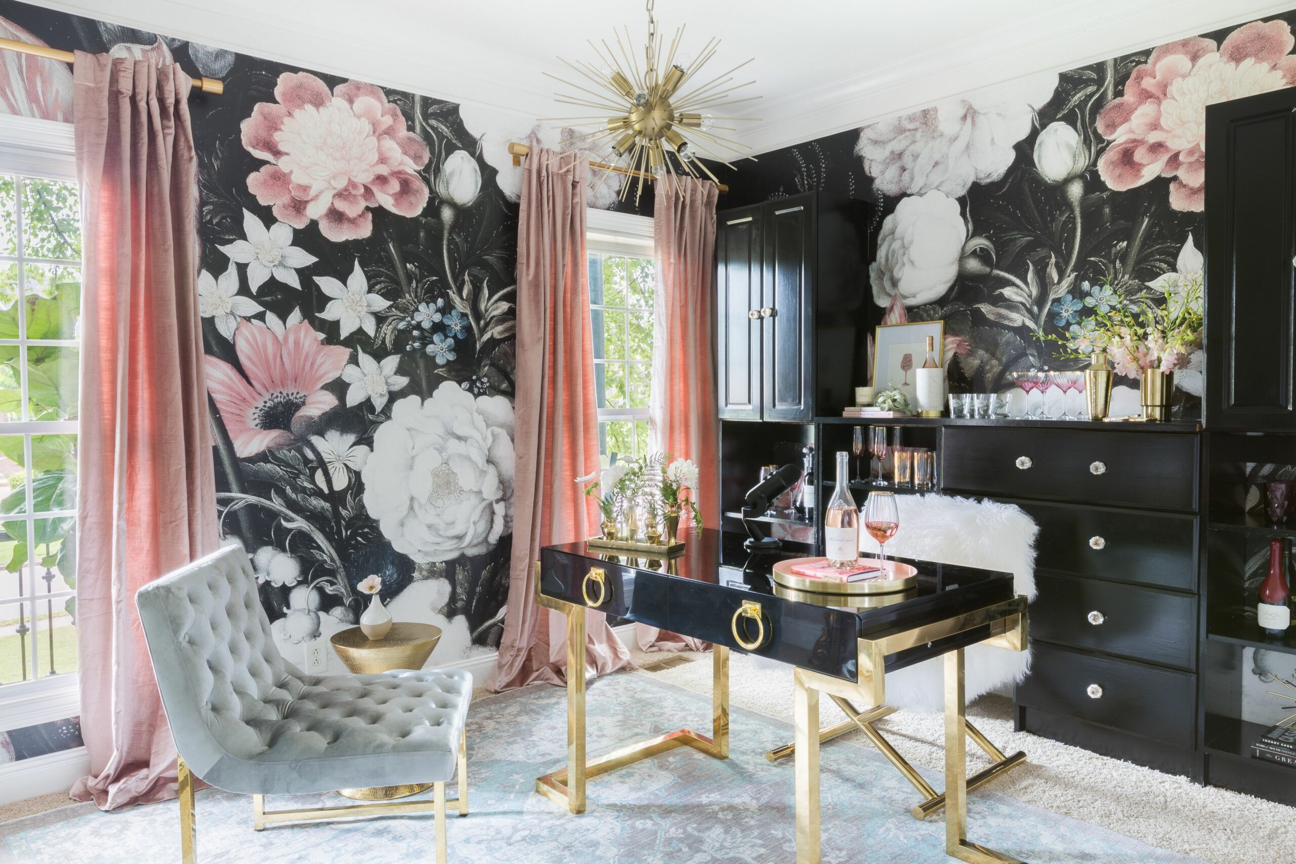 9 Best Home Office Decor Ideas - home office decor ideas for her